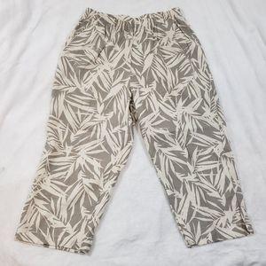 🌻Linen High Rise Elastic Casual Summer Pants